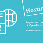 Hosting & Hosting Monitoring